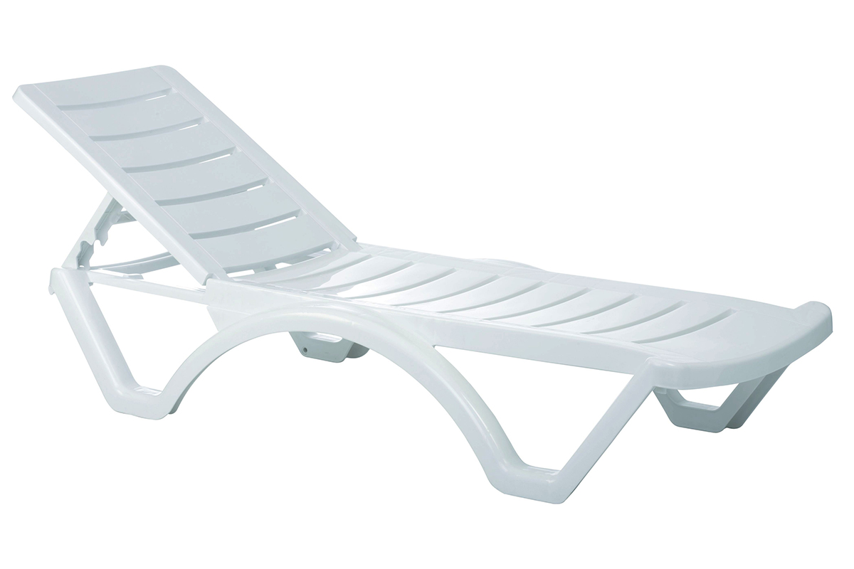 4 Pc Aqua Pool Chaise Lounge Set ISP076 Patio Productions