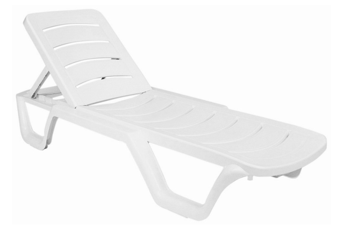 4 Pc Sunlight Pool Chaise Lounge Set ISP077 Patio Productions