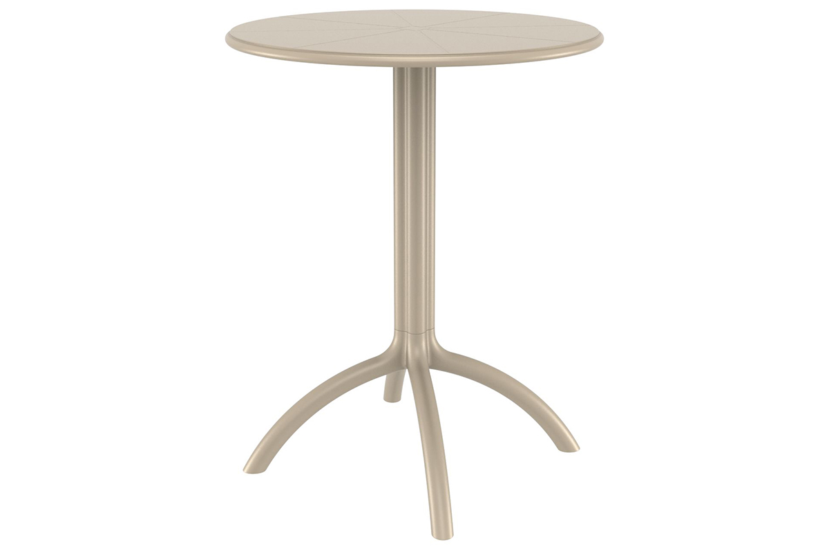 Octopus 24 Quot Round Bistro Table Isp160 Patio Productions