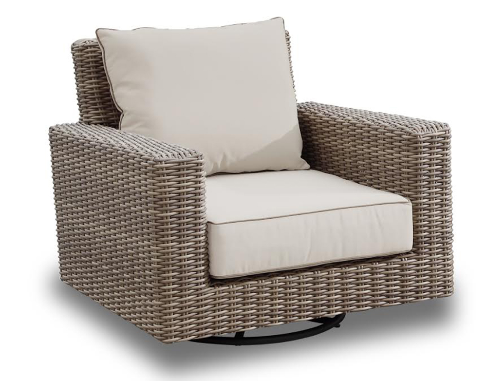 Coronado Wicker Swivel Rocker (2101-21SR)