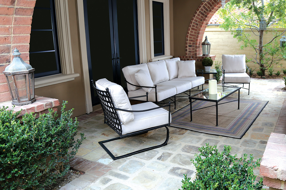 4 Pc. Provence Sofa Set