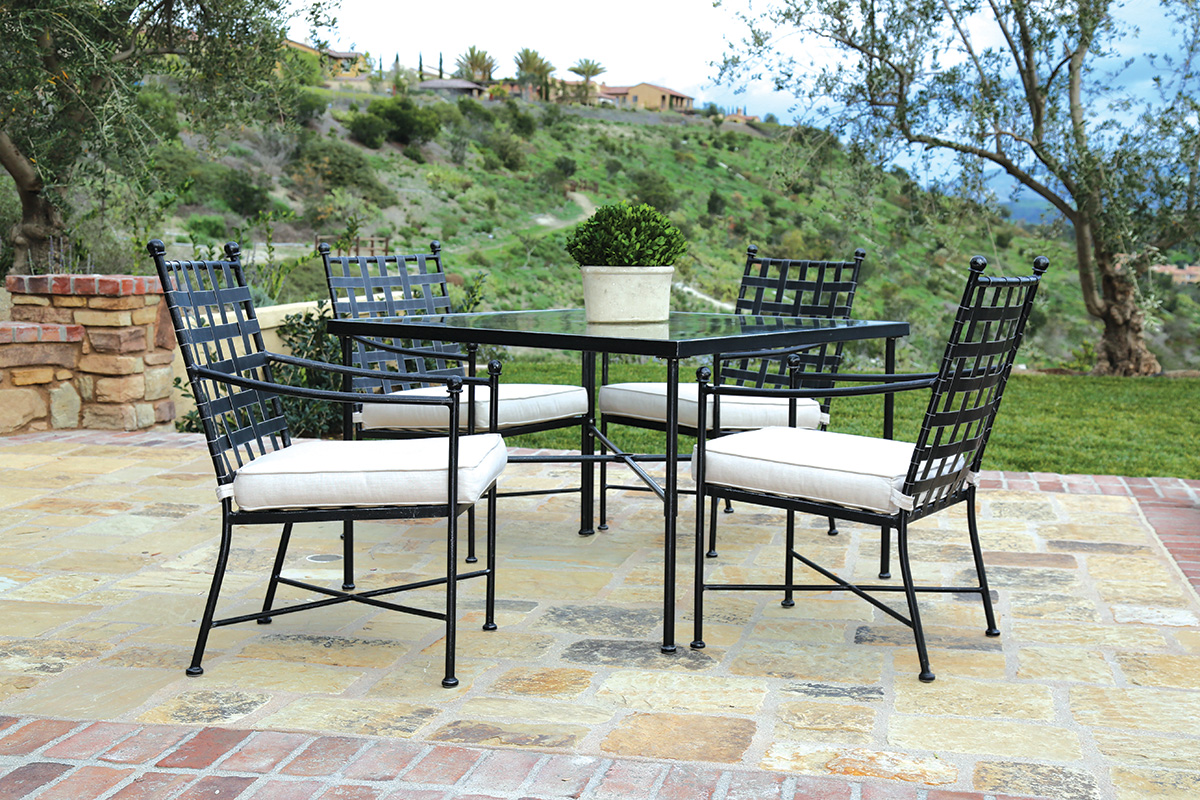 5 Pc. Provence Dining Set