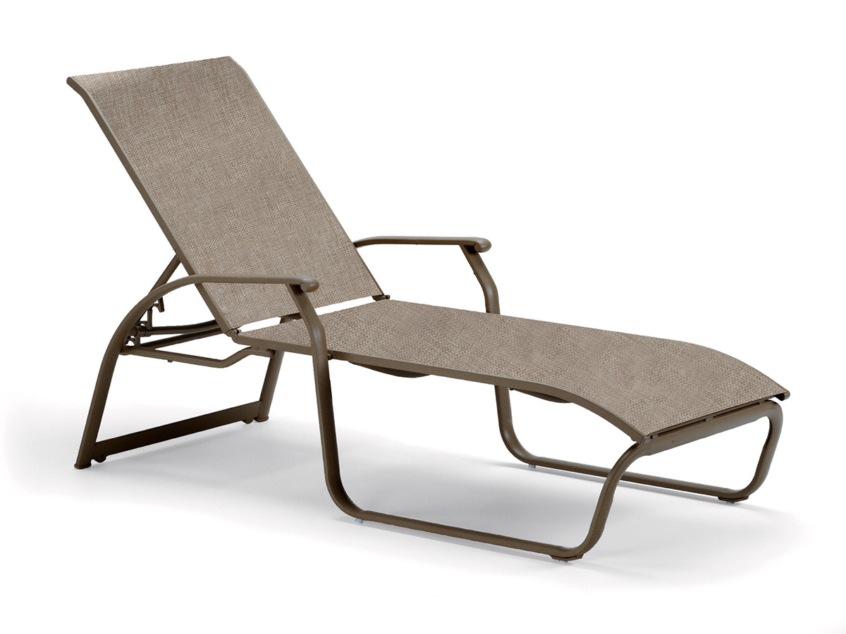 Cape May Sling Single Chaise Lounge 661