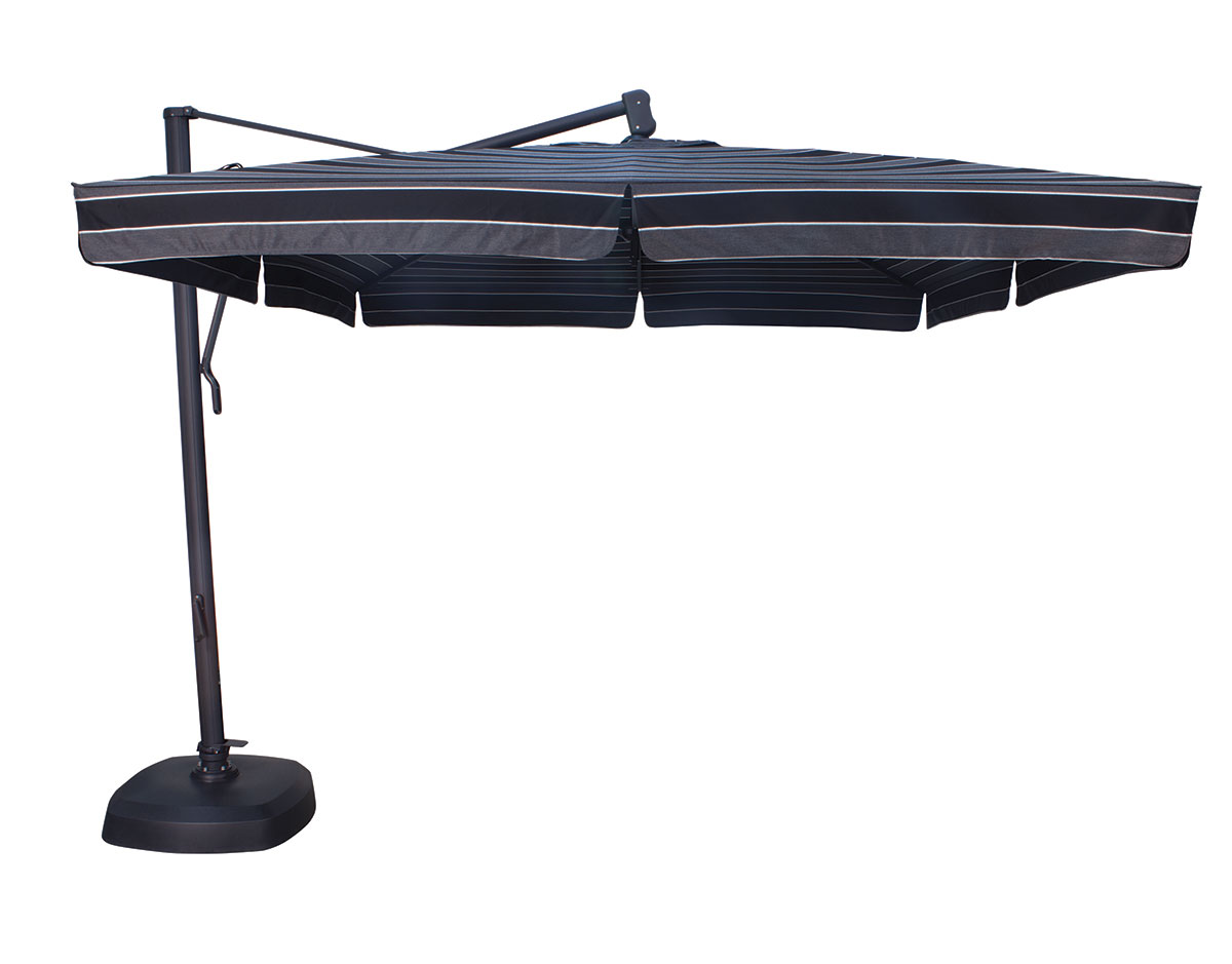 Awesome Cantilever Patio Umbrella Ideas Cantilever Patio
