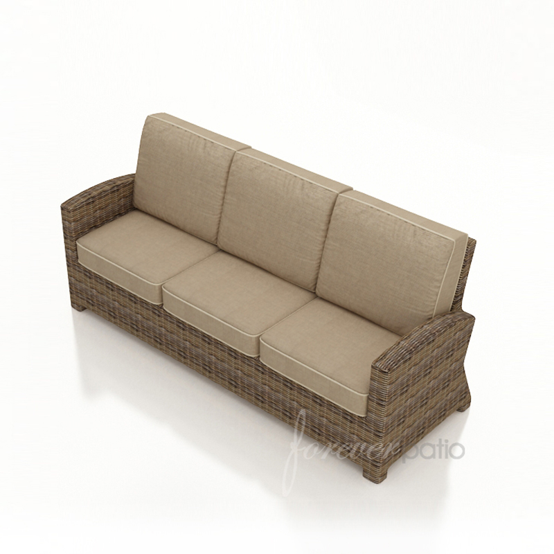 Cypress 3-Seater Sofa by Forever Patio (FP-CYP-S-HR)