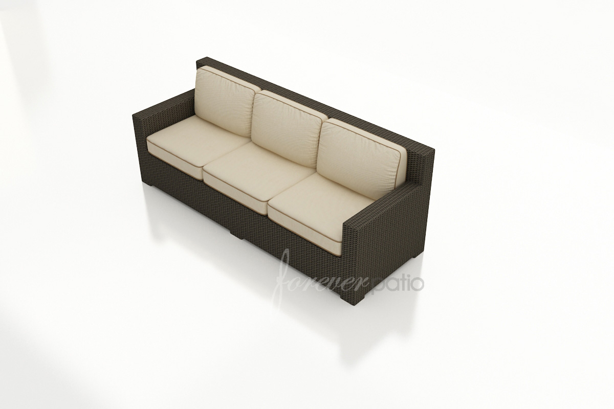 Hampton Straight Sofa by Forever Patio (FP-HAM-S)
