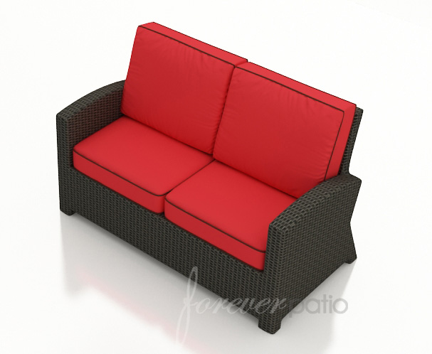 Barbados Loveseat by Forever Patio (FP-BAR-LS-EB)