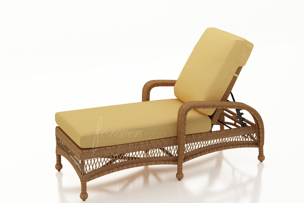 Catalina single adjustable chaise lounge fp cat acl for Cat chaise lounge
