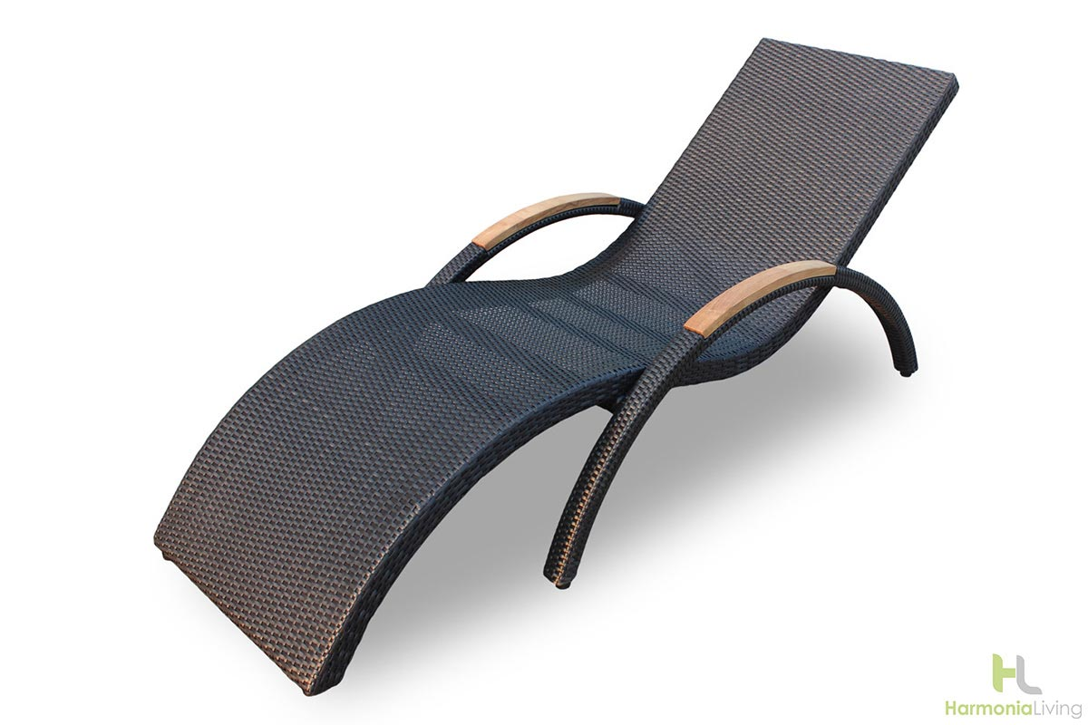 Arbor Stackable Chaise Lounge
