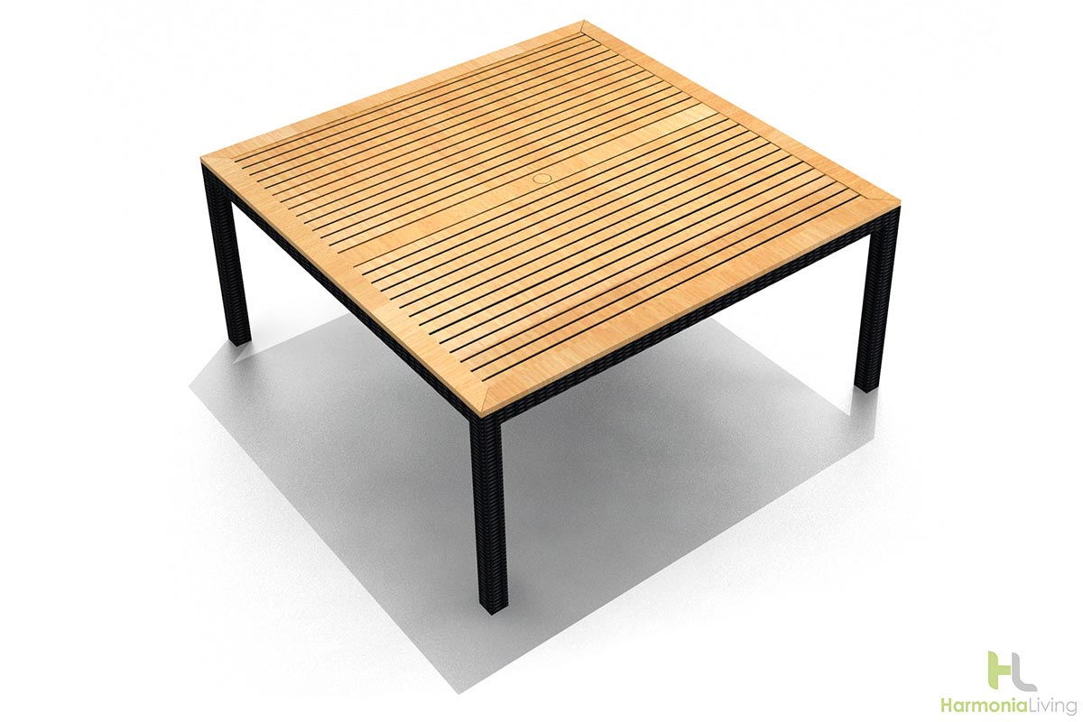 Arbor 8-Seater Square Dining Table
