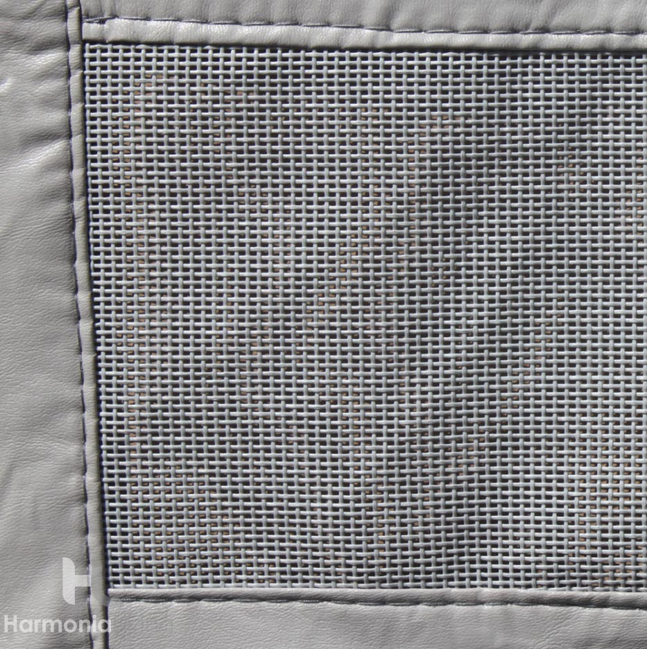 Mesh Vents For Breathability