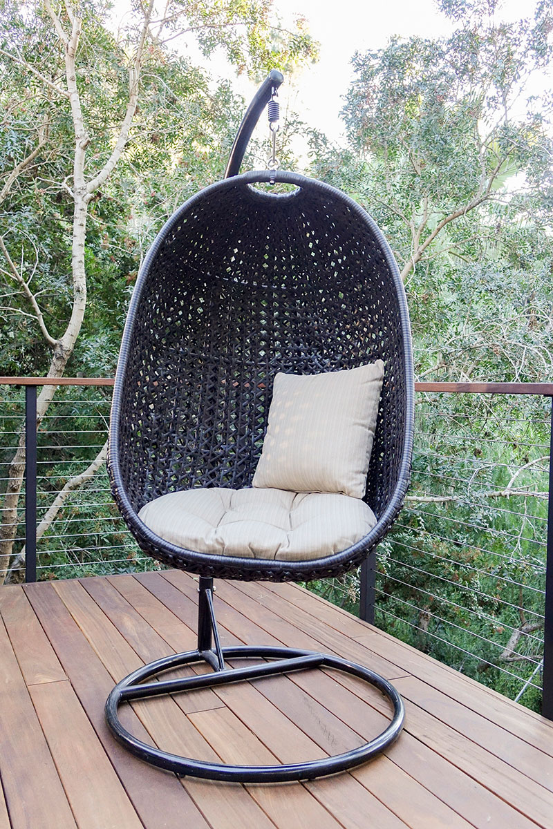 Nimbus Outdoor Hanging Basket Chair Hl Nimbs Bskt