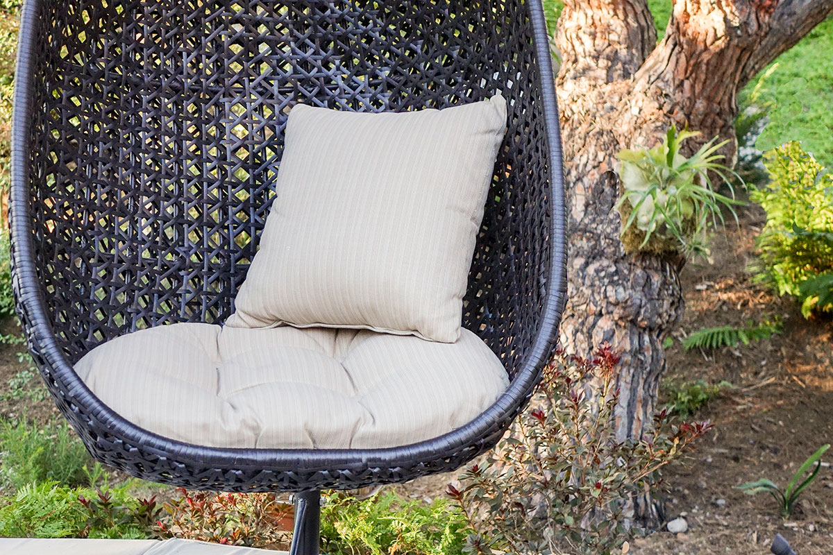 High Quality ... Nimbus Outdoor Hanging Chair And Stand (HL NMBS CB 2SW ST · Dimensions