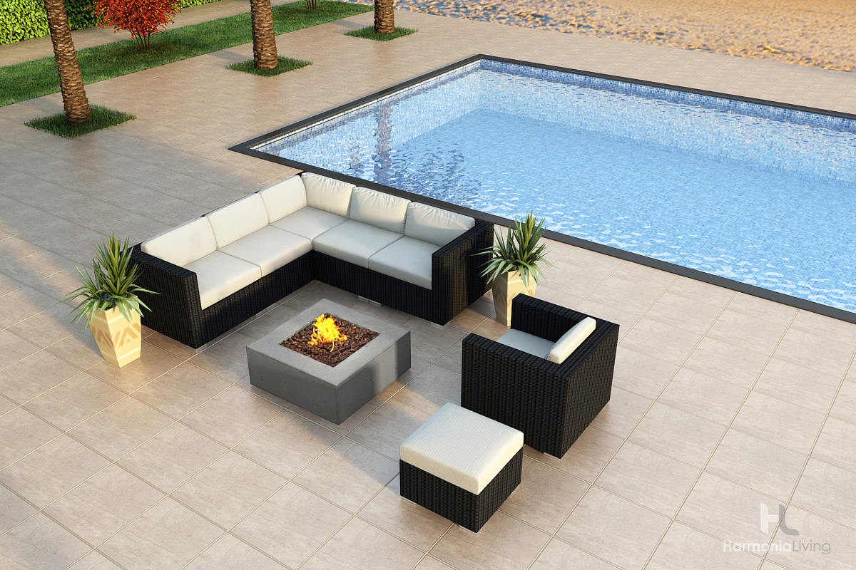 district collection modern outdoor patio furniture affordable high quality
