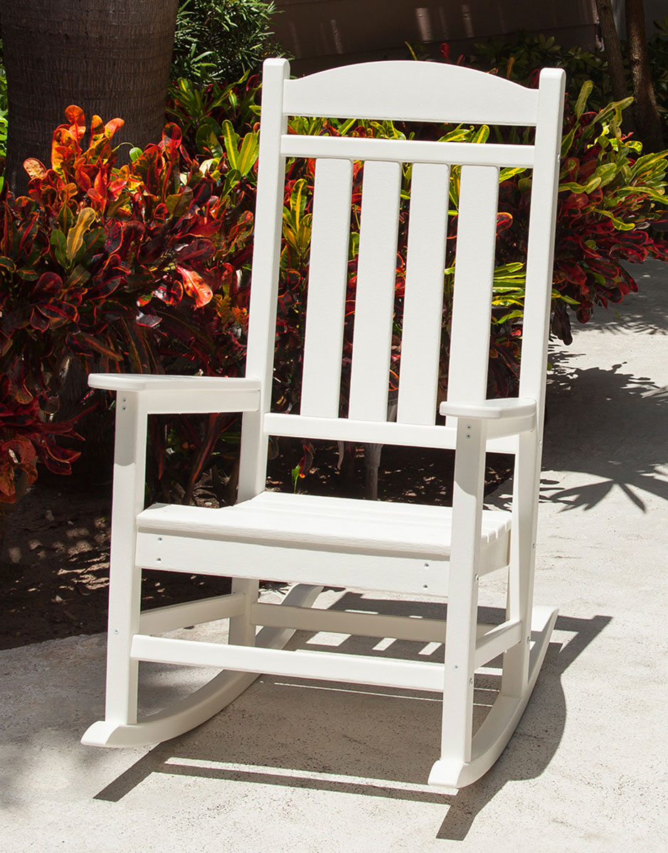 Presidential Rocking Chair Patio Productions