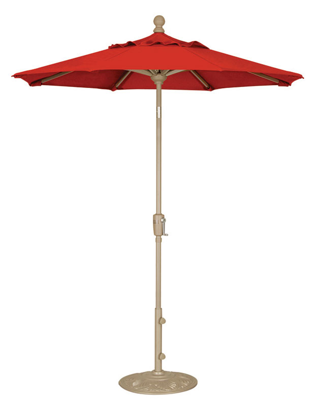 Shown in Canvas Jockey Red (5403) with Champagne Frame (base shown not included)