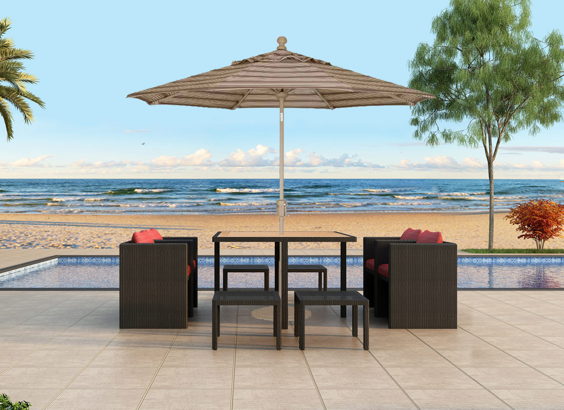 Patio Furniture Umbrella Repair