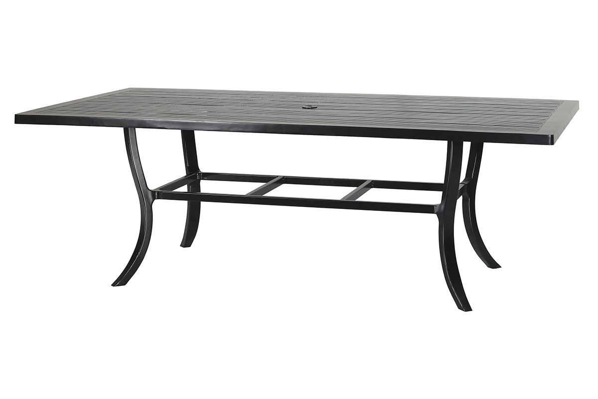 """Channel 44"""" x 86"""" Rectangular Dining Table C9 Patio"""