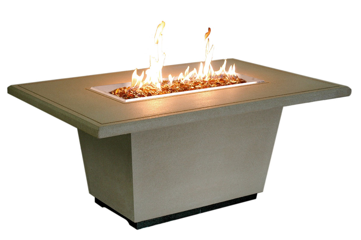 Nice Cosmopolitan Rectangle Firetable 635 ...