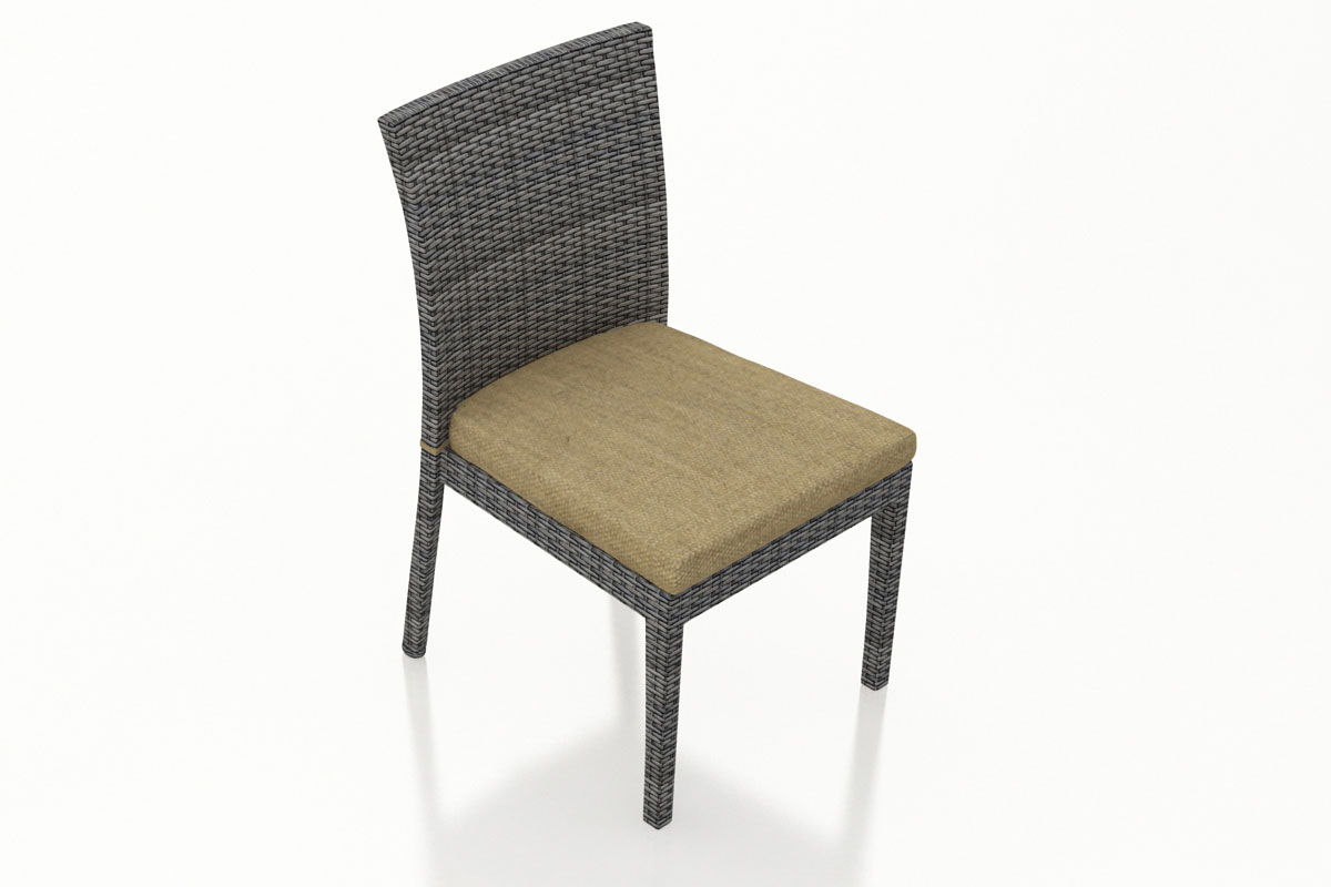 Heather Beige District Dining Side Chair (Set of 2) (HL-DIS-TS-2DSC) by Harmonia Living