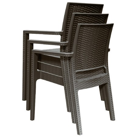 Stackable Ibiza Dining Archair