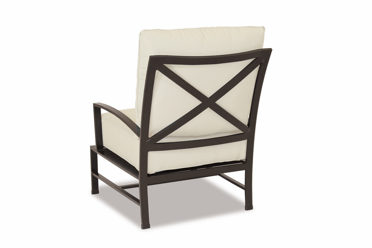 La Jolla Club Chair with Cushions (401-21) by Sunset West