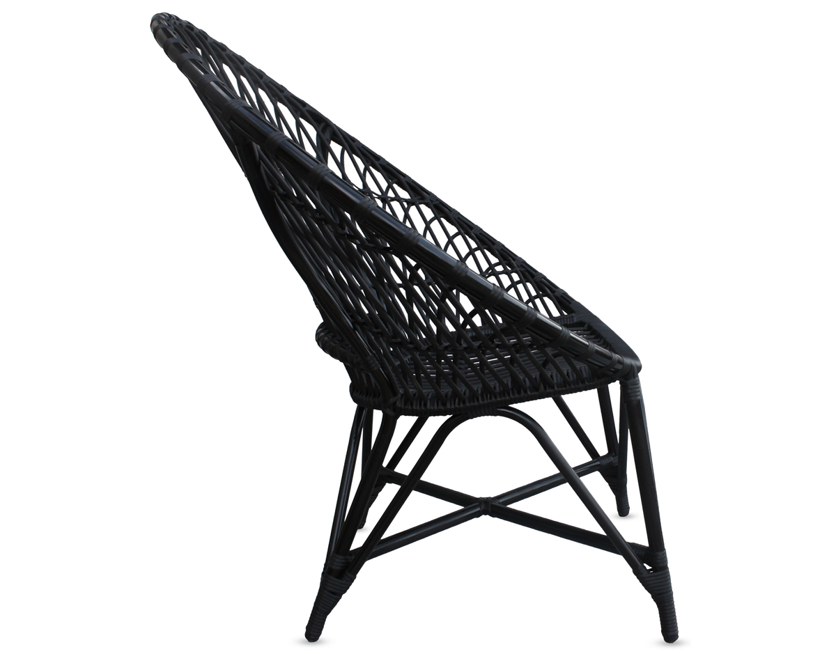 Mandala Lounge Chair - Cosmos (HL-MALA-COSMOS-LC) by Harmonia Living