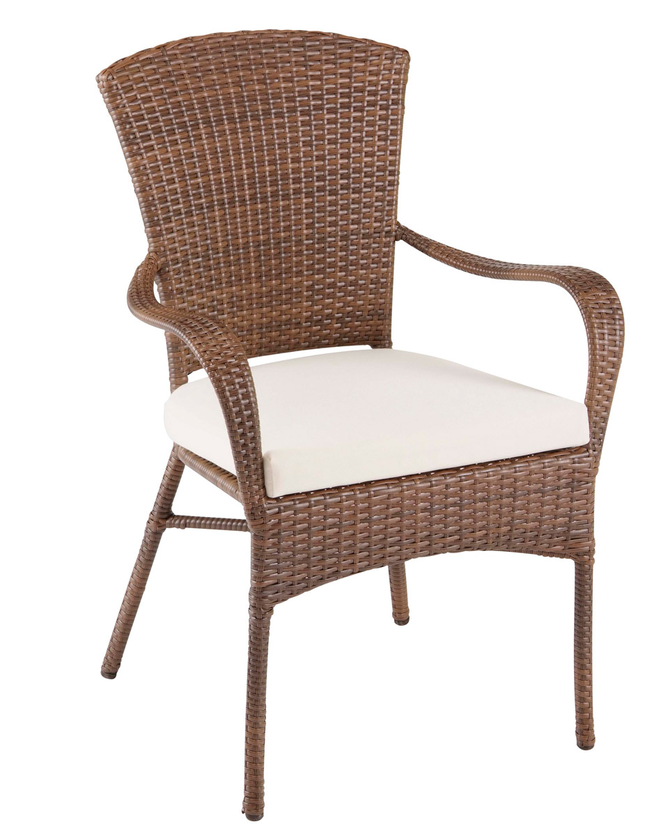 Key Biscayne Dining Arm Chair