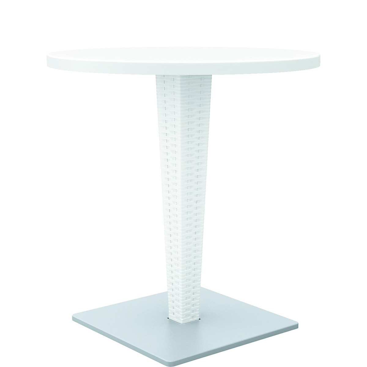 Bistro Table in white