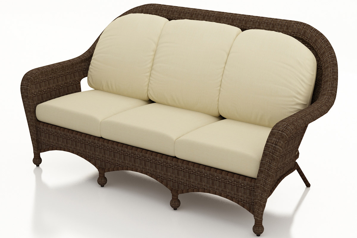 Winslow 3 Seater Sofa (FP-WIN-3S-CO-AC) by forever Patio