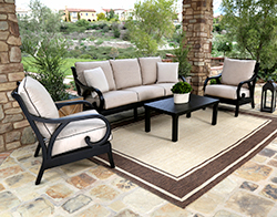 4 Pc. Monterey Sofa Set