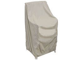 Stack Of Chairs/Barstools Protective Cover CP111