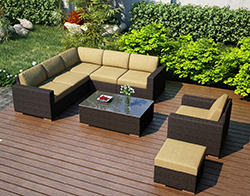 8 Pc. Arden Sectional Set HL-ARD-CH-8SEC