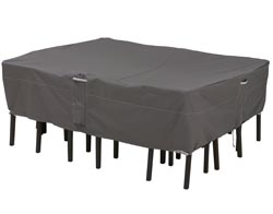 Ravenna Large Oval/Rectangle Patio Table & Chair Cover