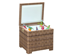 Cypress End Table Ice Chest FP-CYP-ICE-HR