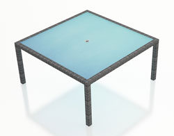 District 8-Seater Square Dining Table HL-DIS-TS-8SQDT