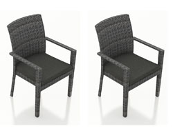 District Dining Arm Chair (Set of 2) HL-DIS-TS-2DAC
