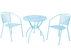 "Martini 3 pc. Bistro Set with 31.5"" Bistro Table"