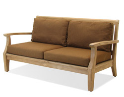 Miramar Plantation Teak 3 Seater Sofa FP-MIR-3S-TK-CO