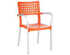 4 Pc. Gala Dining Arm Chair ISP041
