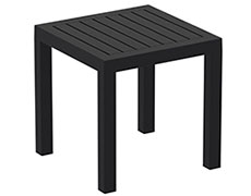 "Ocean 18"" Square Side Table ISP066"