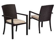 Solana Dining Arm Chair 1501-1