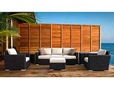 4 Pc. Solana Sofa Set