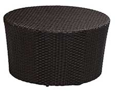 Solana Wicker Round Coffee Table 1501-RCT32