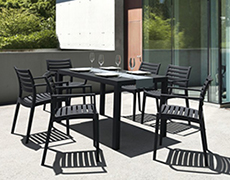 7 Pc. Ares Dining Set ISP1861S