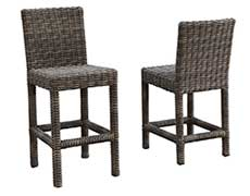 "Coronado 26"" Wicker Counter Stool 2101-7C"