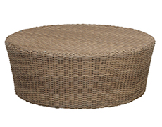 Coronado Wicker Round Coffee Table 2101-RCT