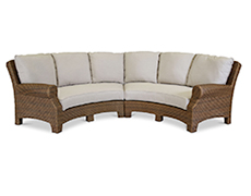 2 Pc. Santa Cruz Curved Sectional Set 2201-CRVSEC