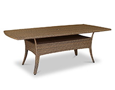 "Santa Cruz 84x42"" Rectangular Dining Table 2201-T84"