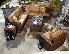 5 Pc. Montecito Sectional Set